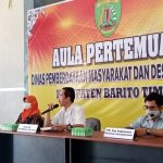 Evaluasi Pelaksanaan Bansos, DPMDSos Barito Timur Gelar Rakor Triwulan II