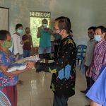 Bantuan Sosial Beras (BSB) Dampak PPKM Kemensos Disalurkan Di Barito Timur